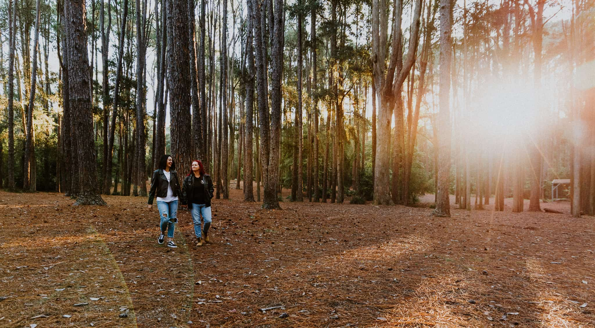 Engagement Photoshoot Locations in the Hunter Valley and