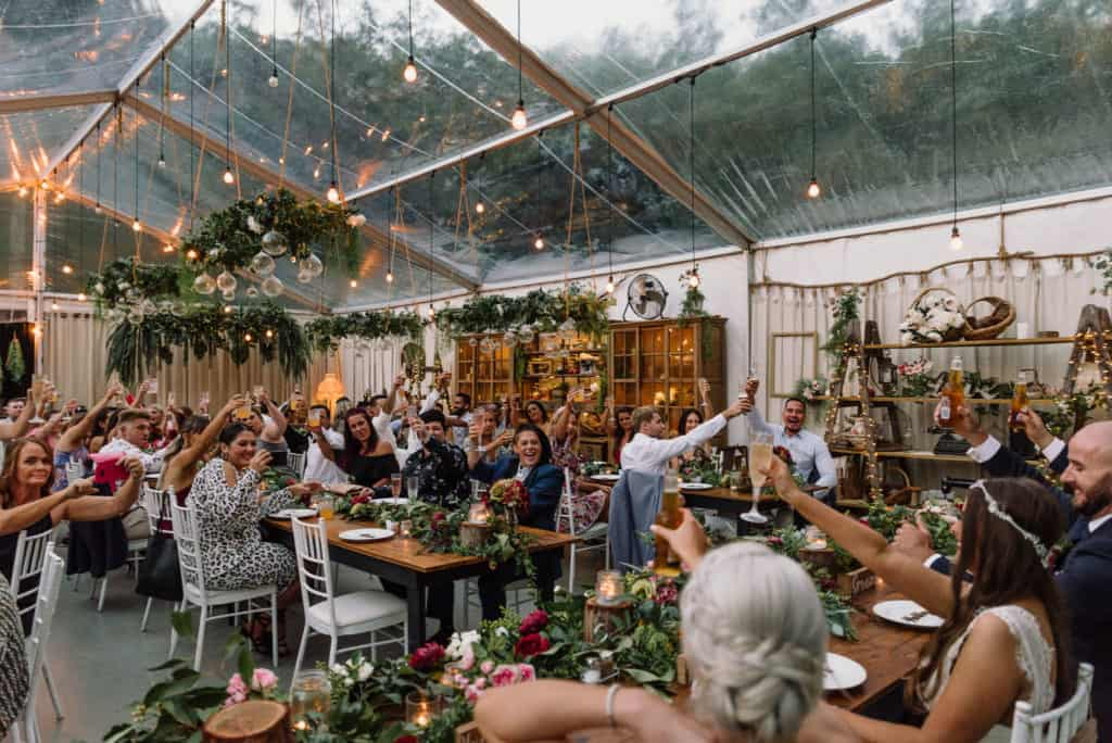 one of the best most peaceful hunter valley wedding venues captured by james white hunter valley wedding photographer