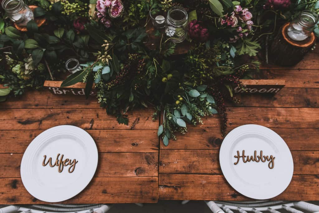 wife and husband explain wedding regrets captured by james white hunter valley wedding photographer