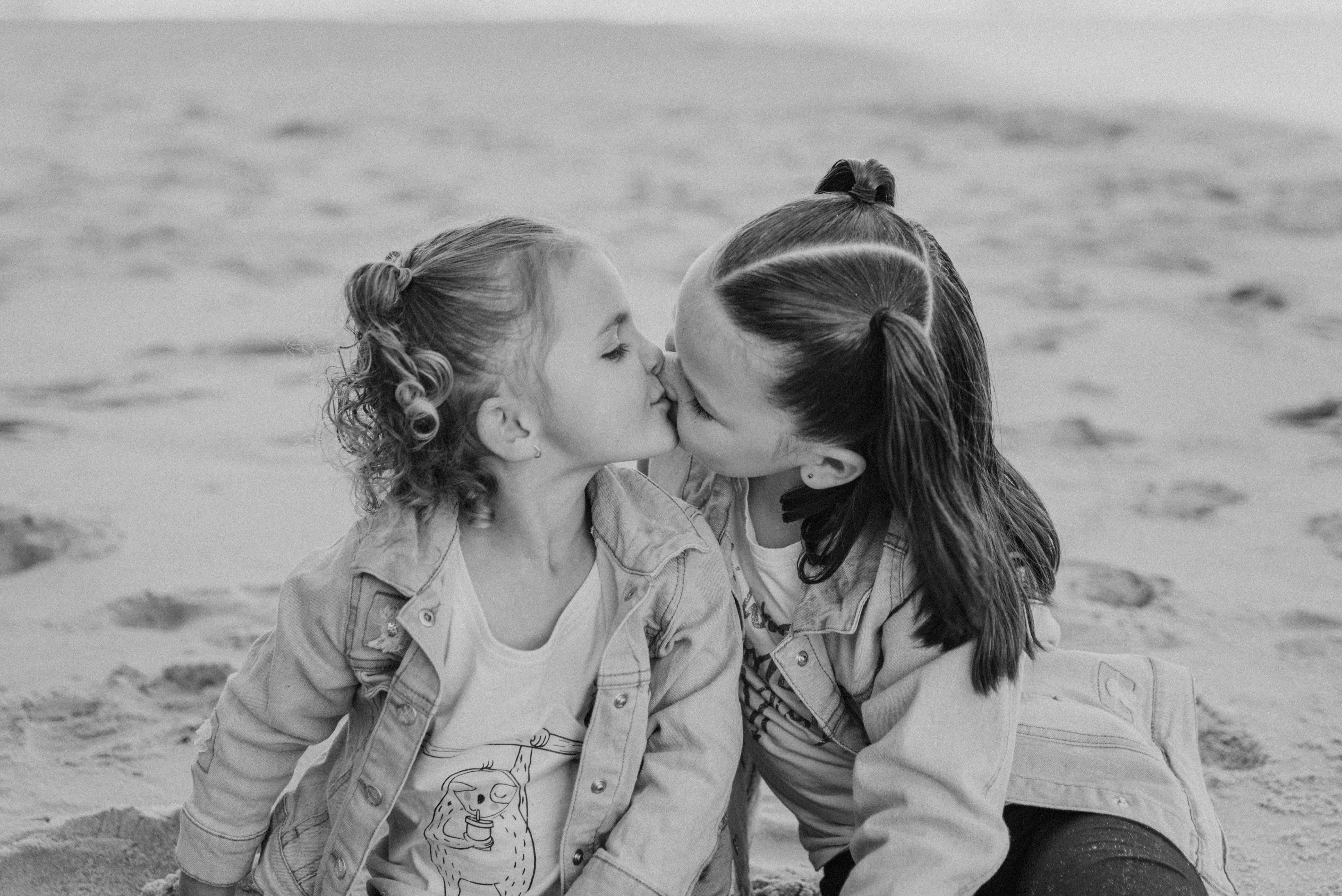 When you have so many kids, Family Photos Are Important because they capture your growth. Newcastle Beach